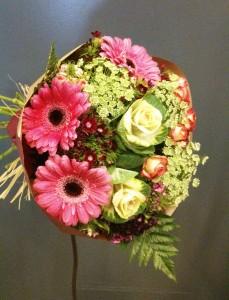 Bouquet para felicitar cumpleaños