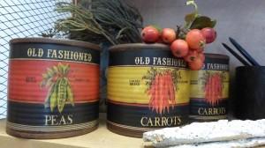 jarrones, maceteros y otros recipientes