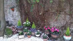 Jardines, patios y terrazas