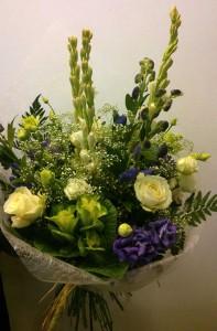 Bouquet de condolencia