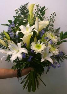 Bouquet funerarios