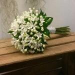 ramo de novia de bouvardia
