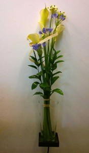 bouquet para casa